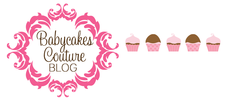 Babycakes Couture Sweets Blog