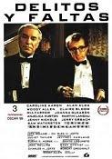 DELITOS Y FALTAS (Woody Allen, 1989): El humor y la violencia cotidiana.