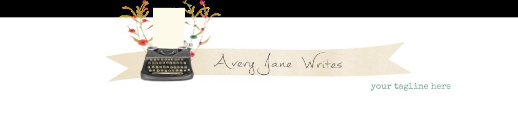 Avery Jane Writes