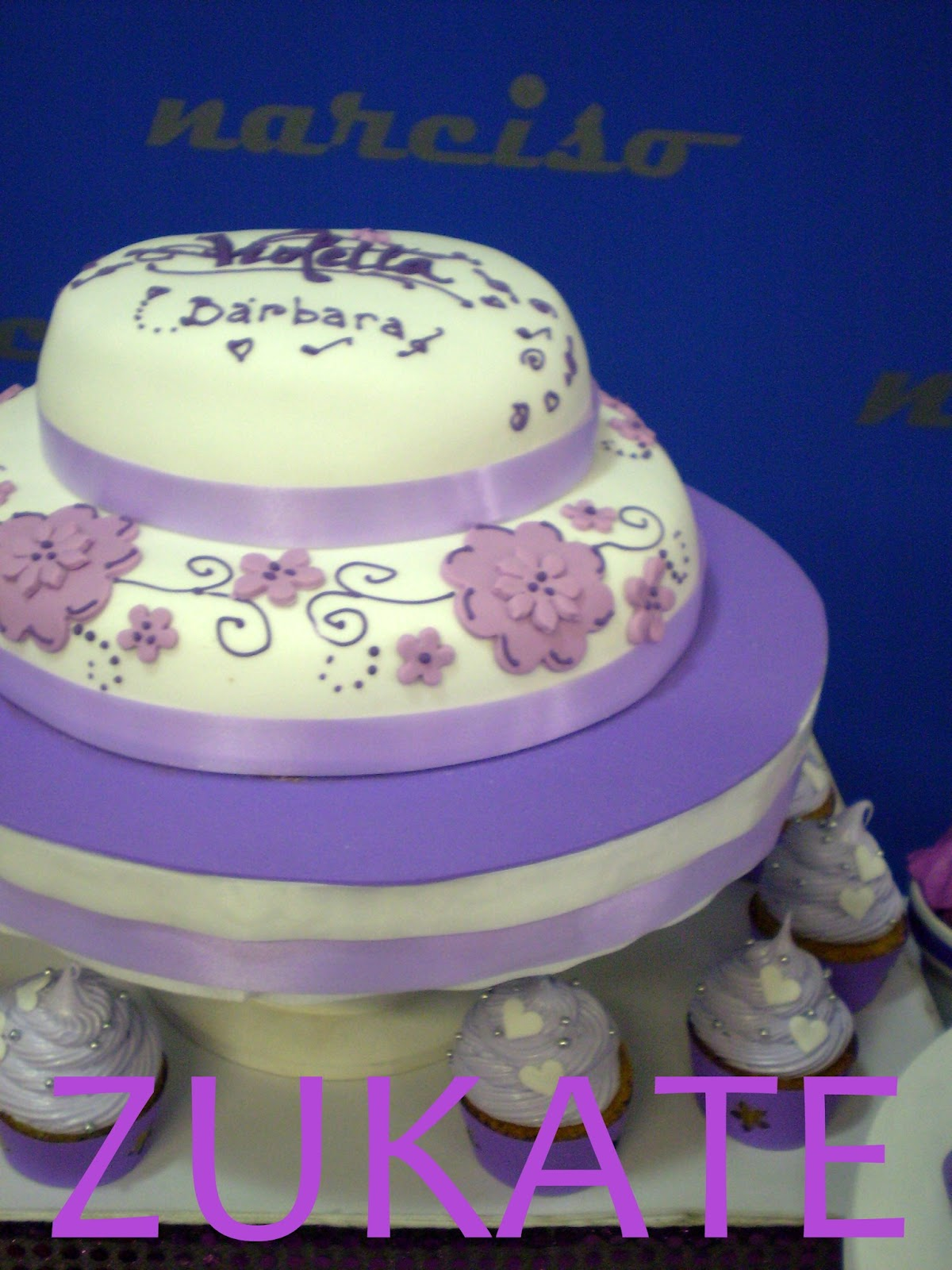 Fiesta temática de Violetta en Barcelona cumpleaños