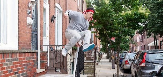 Qual seria sua reação ao encontrar com Rocky Balboa pela rua?