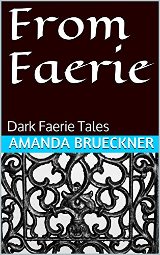 Order Your Copy of From Faerie