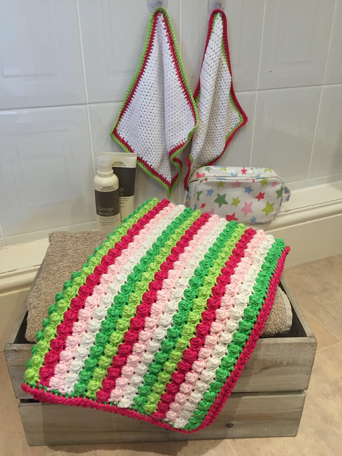 Bobbly Bathmat