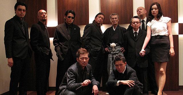 映画 大阪蛇道 -Snake of Violence-