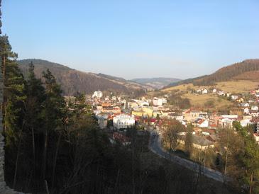 Muszyna - Panorama