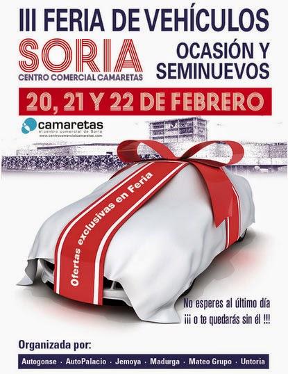 Feria ocasion Soria