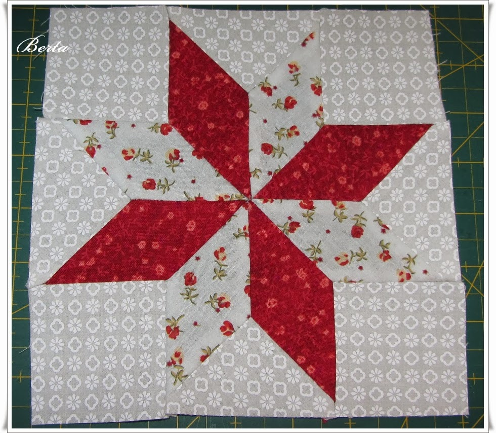 Estrella de 8 puntas o Lemoine