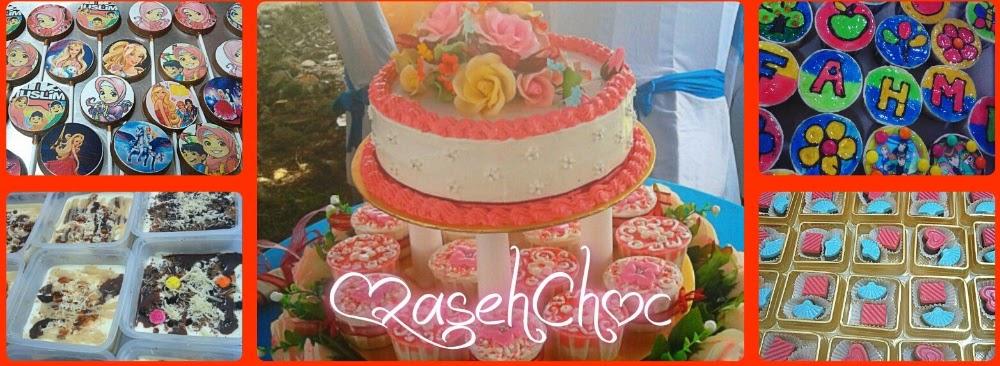 QaSeh ChoC♥Coklat,Cake,Cookies♥