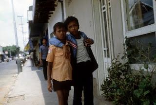 Foto Jadul Magetan : Anak Anak dan Sekolah