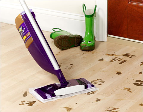 Swiffer WetJet April product picks