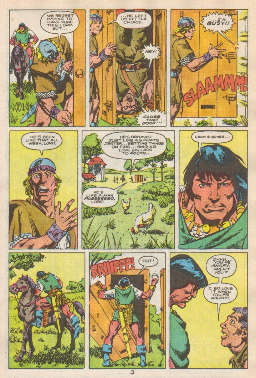 Conan the Barbarian (1970) Issue #192 #204 - English 4