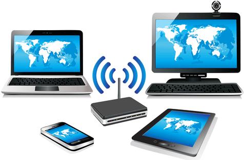 अपने स्मार्टफोन को wi fi से जोड़े