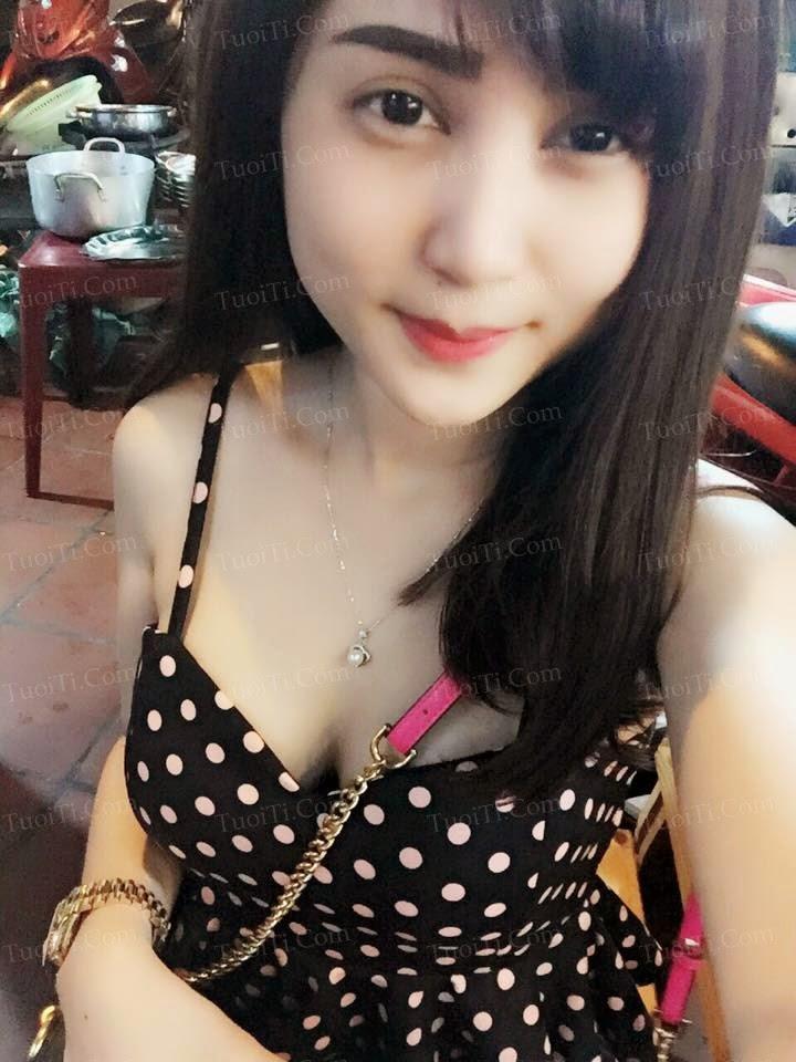 gái xinh Nguyễn Nhi da trắng sexy