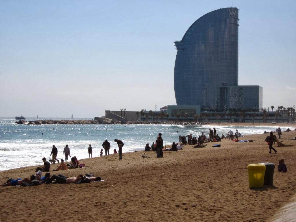 Hotel Vela in Barcelona