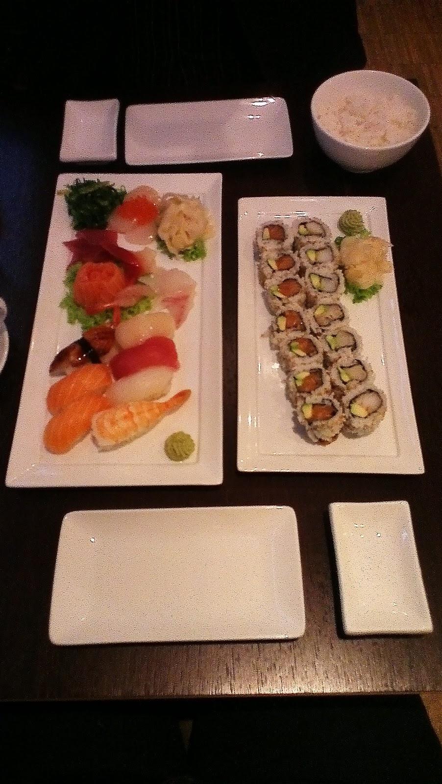 billig sushi majorstuen