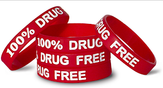 100% Drug Free
