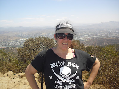 hiking cowles mountain