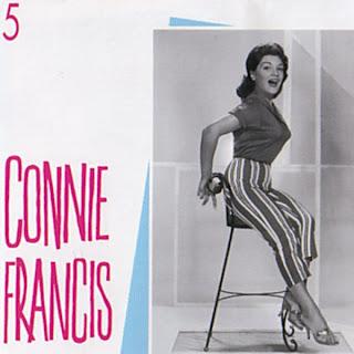 Connie Francis – Kissin', Twistin', Goin' Disc 05