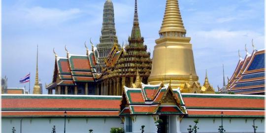 Delapan Kuil Dunia Paling Menakjubkan