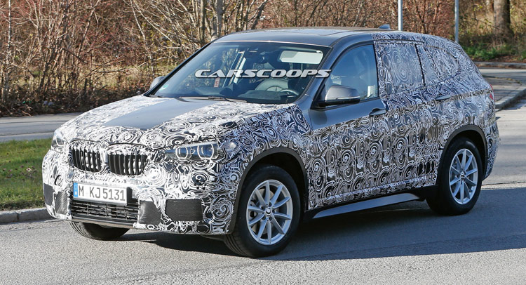 New Bmw Compact Suv Reveals Its True Self