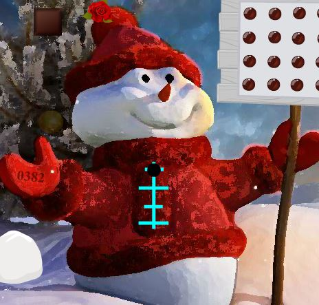 Games2Rule Winter Snowman Escape Walkthrough