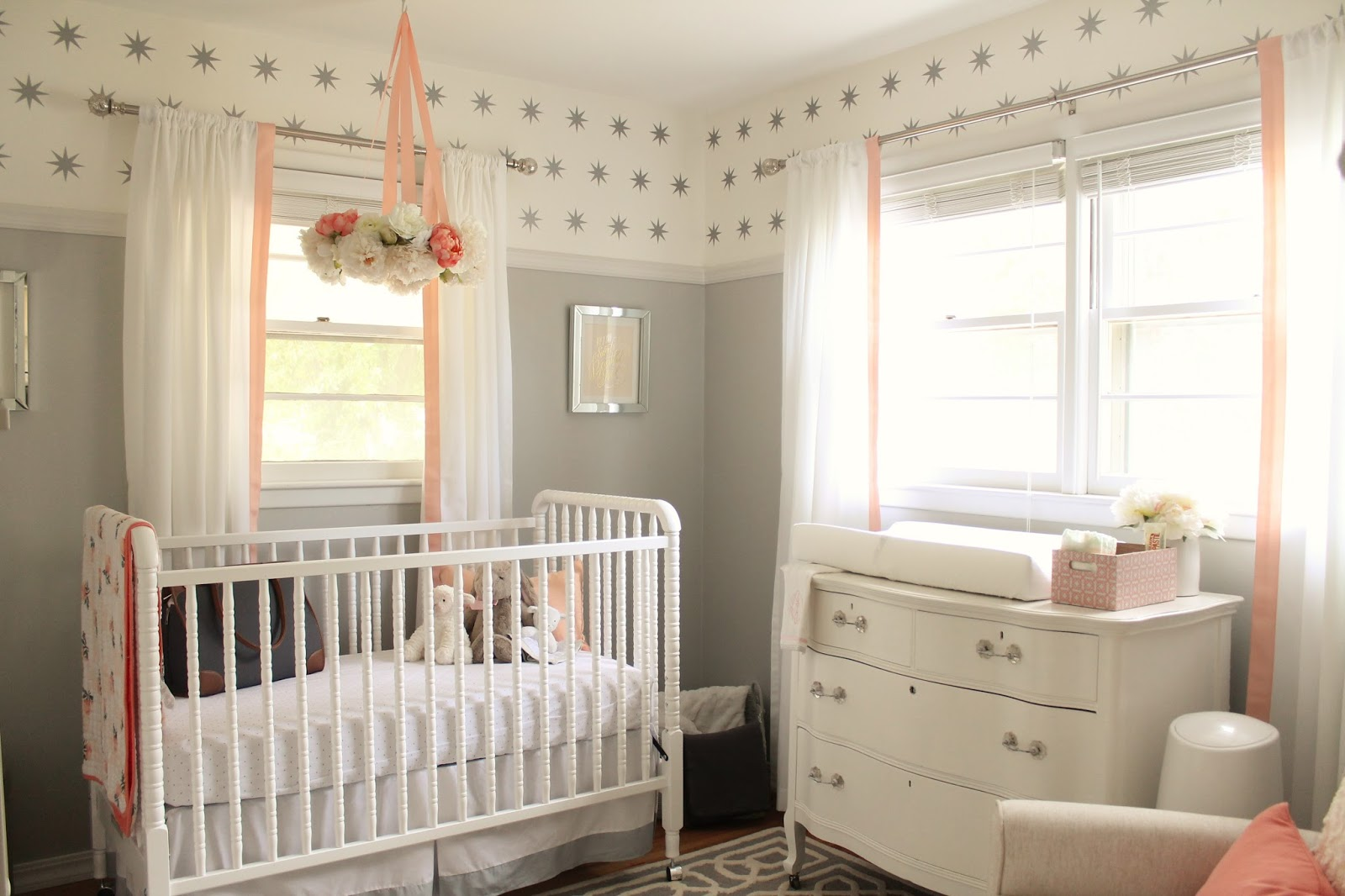 I Had So Much Fun Putting This Space Together Have Known Even Before We Were Planning To Kids Exactly What Would Do For A Little Girls Nursery