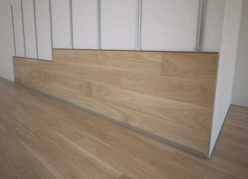 100mq kaindl floor up rivestimento parete all inclusive ebay - Laminati per cucina ...