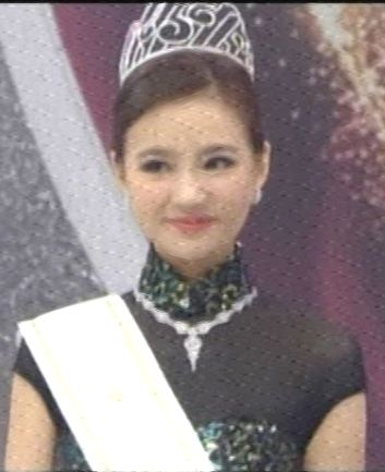 miss chinese international 2012 first runner up singapore cheryl wee