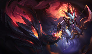Gölge Ateşi Kindred - Shadowfire Kindred