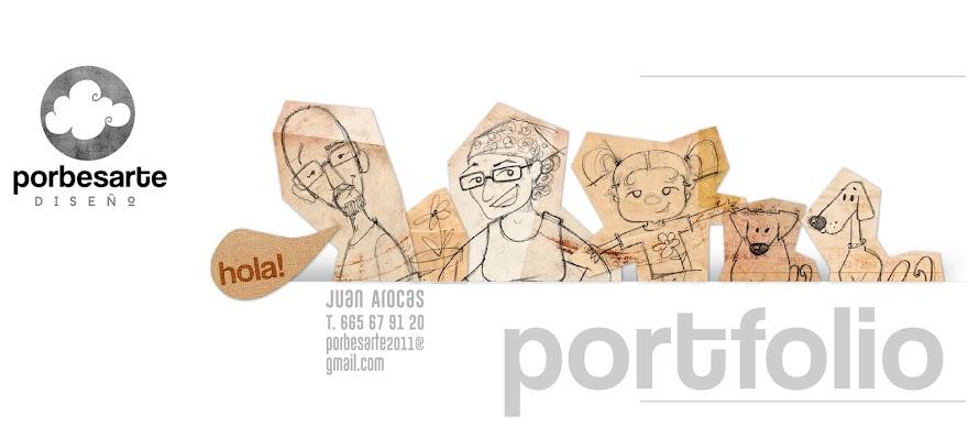 porbesARTE portfolio diseño