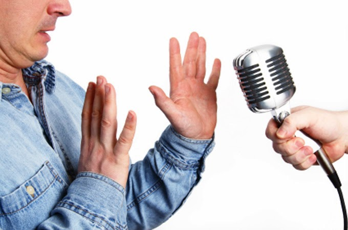 how to beat public speaking fear