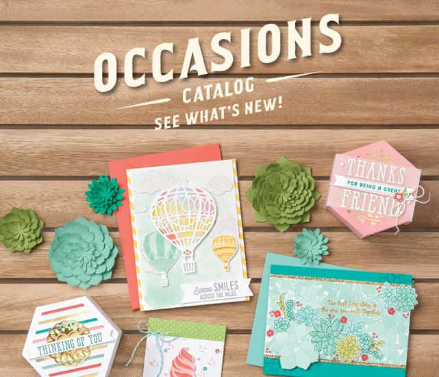 Ocassions Catalog 2017