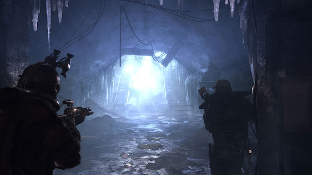 Metro 2033 PC Game Screenshots