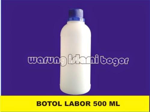 Jual Botol Minuman Susu HDPE 500ml