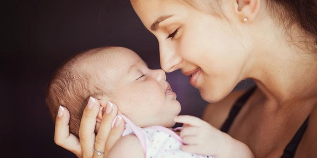 Kesehatan : cara Menghentikan Cegukan Pada Bayi