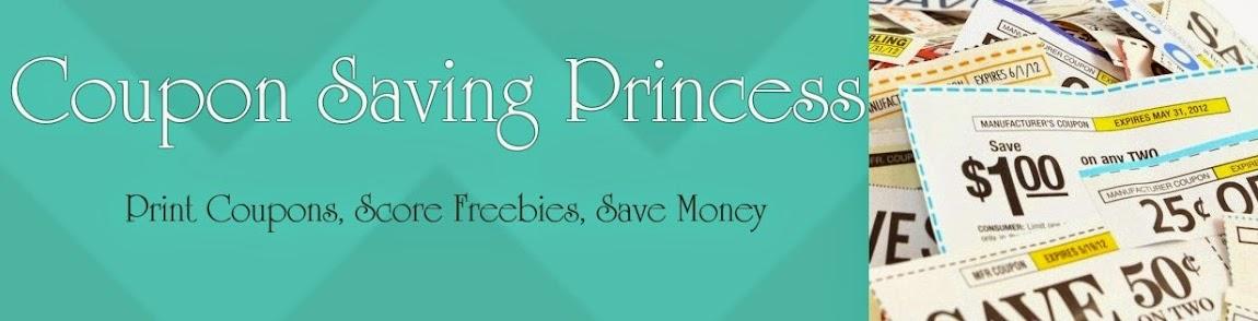 Coupon Saving Princess
