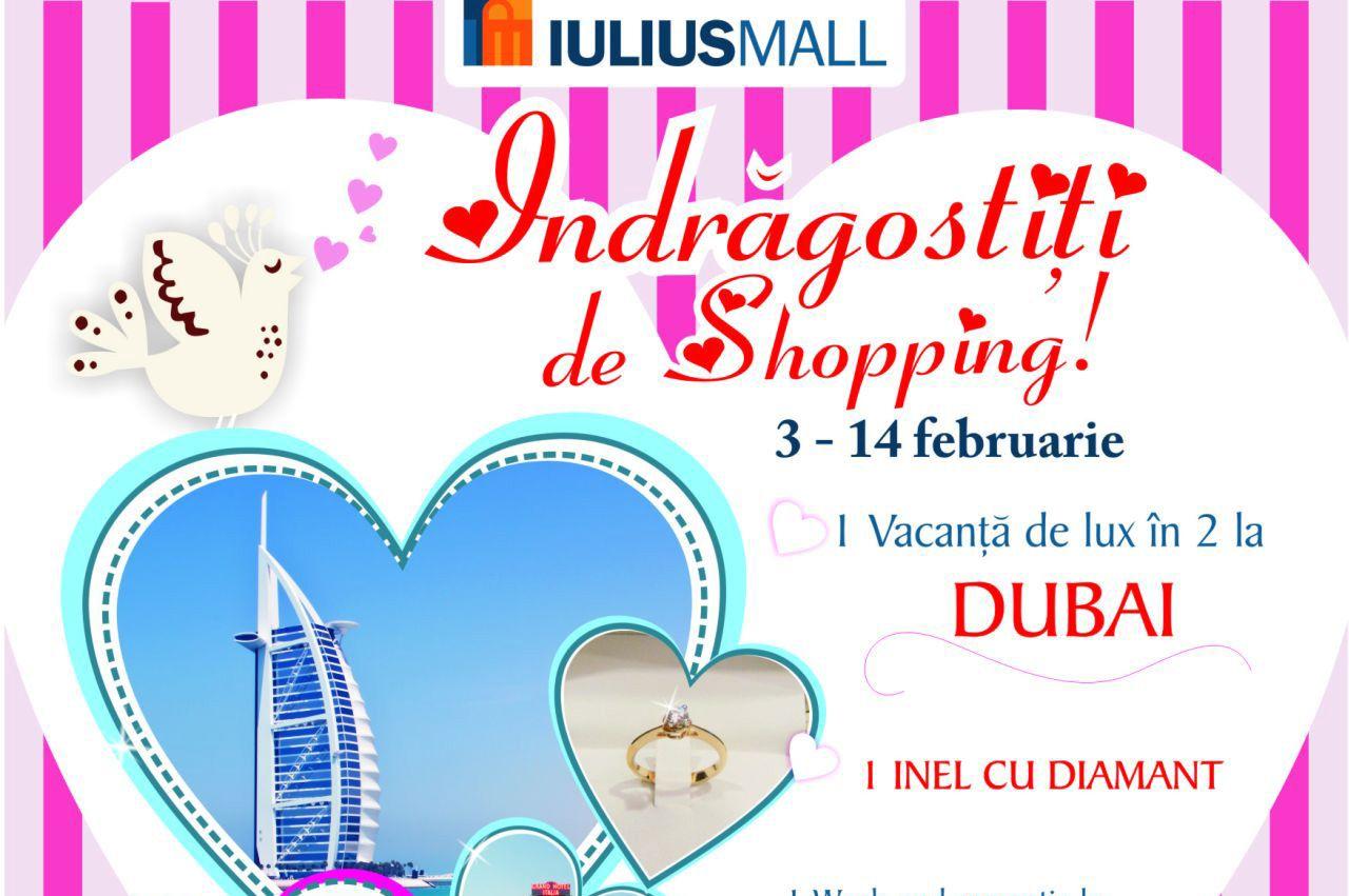 De Valentine's Day la Iulius Mall