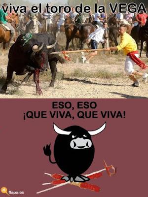 toro de la Vega,tonto de la Vega,