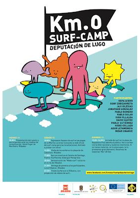 Programa surf-camp