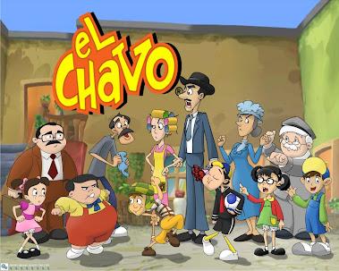 "EL CHAVO DEL OCHO"""