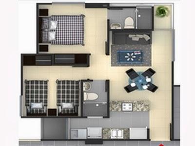 Planos de casas gratis noviembre 2013 for Casa de 40 metros cuadrados