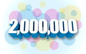 2,000,000 Milestone
