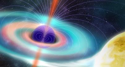 نیاز به بازنگری در شیوه پیدایش فوارههای سیاهچالهها