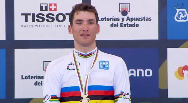 Sven Erik Bystrom Campeon del mundo
