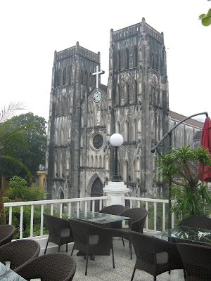 Saint Joseph Cathedral, Hanoi
