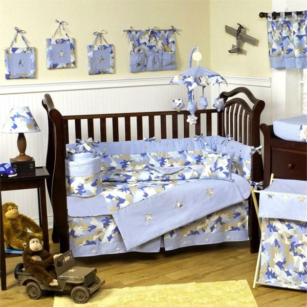 Habitaciones tem ticas para beb dormitorios con estilo - Color pared habitacion bebe ...