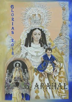 Cartel CC.HH. Glorias de Arahal 2018