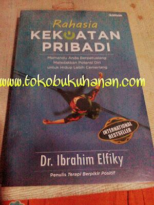 buku rahasia kekuatan pribadi Dr Ibrahim elfiky