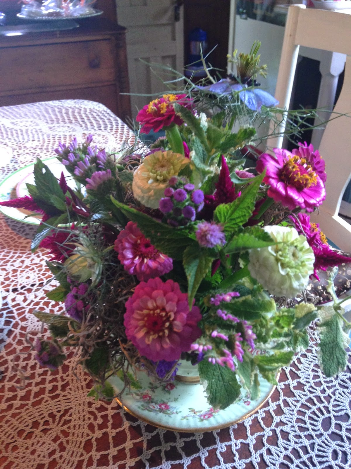 The Song Garden Flower Farm and Tea House of Cornish, NH : For your ...
