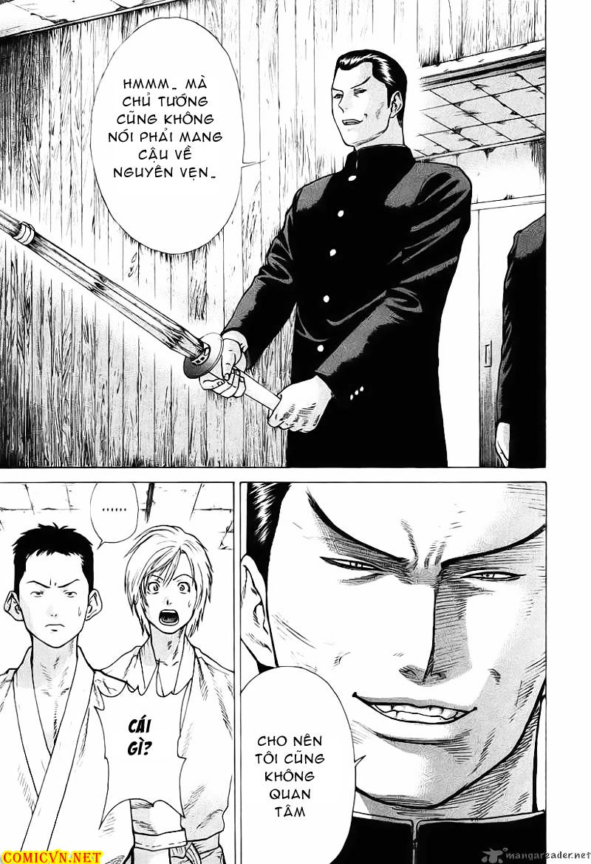 Karate Shoukoushi Kohinata Minoru chap 12 Trang 6